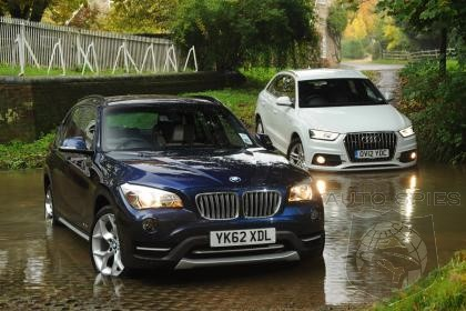 Audi Q3 vs. BMW X1 - Auto Express Comparison Test!
