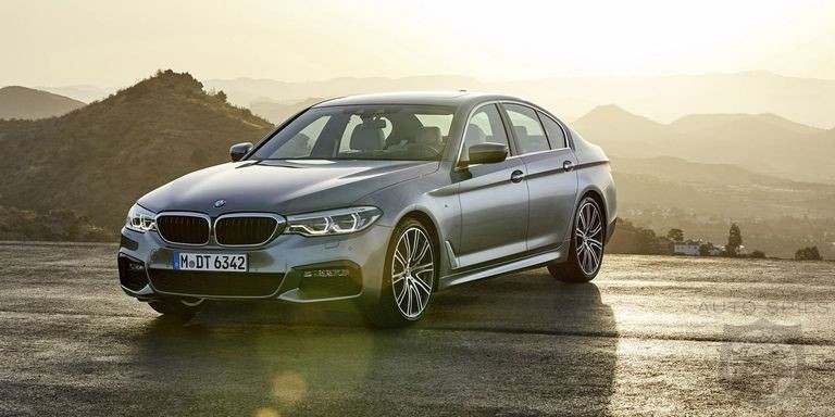 BMW's July 2017 Global Sales Rise Just 0.1% Due To Poor U.S. Sales - Outsold By MB and Audi For The Month