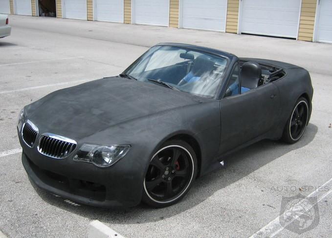 BMW Z9 Replica Based On Mazda Miata! - AutoSpies Auto News