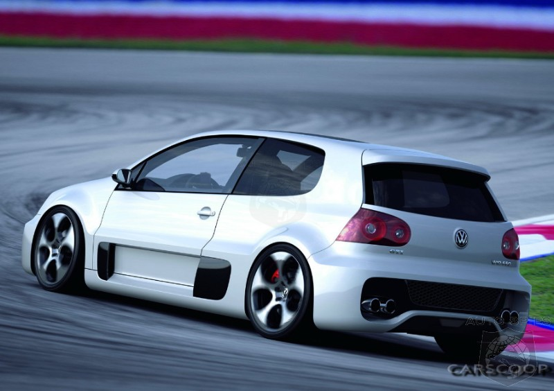VW GOLF GTI W12: 6.0-liter Bi-Turbo, 650Hp, 202MPH