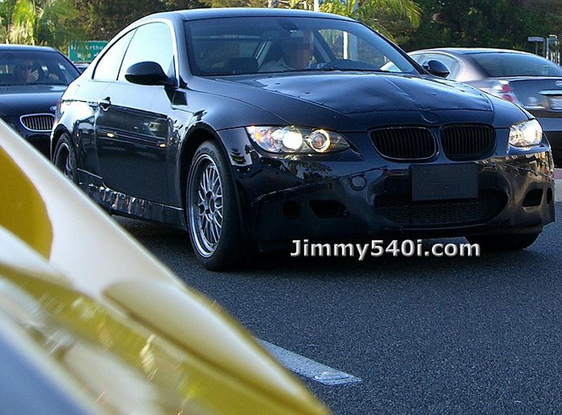 New BMW M3 spotted in Newport Beach
