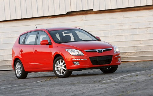 Hyundai Elantra Touring Better Than A Mazda 3 Or Saab 9 3 Wagon