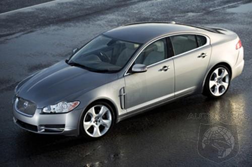 Jaguar XF Top 10 Sedans of 2008