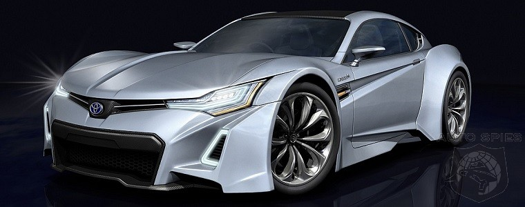 BMW and Toyota Create Joint Super Car Like You've Never Seen Before ...