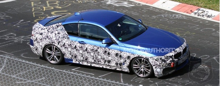 The New 2014 BMW 4 Series Is Coming To Market