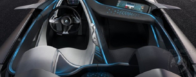 BMW Smart Fabric Technology, Yup Just as It Sounds the Fabric Is Now Computerized