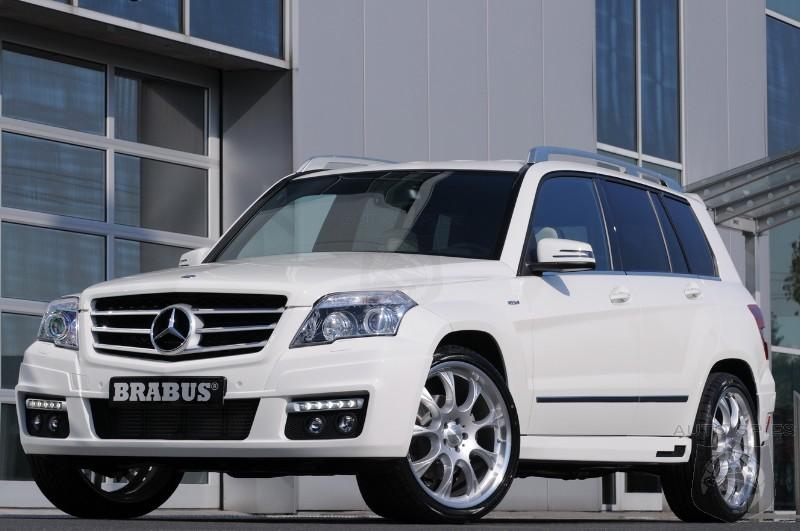 Brabus Mercedes Benz Glk Suv
