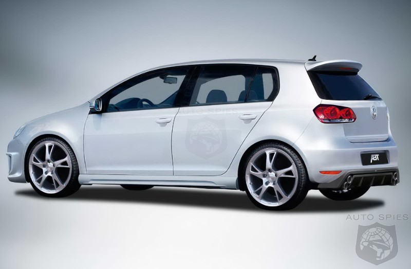 Abt Sport Package For The New Vw Golf Vi With Up To 240hp