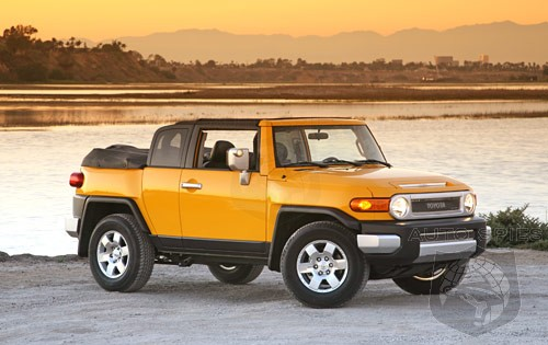 First Drive 2007 Nce Fj Cruiser Convertible
