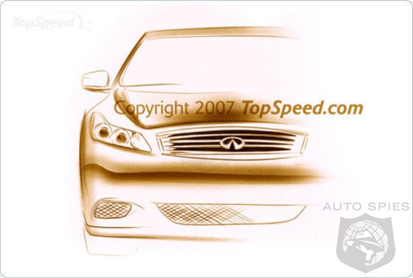 2009 Infiniti FX37 and FX50 Preview
