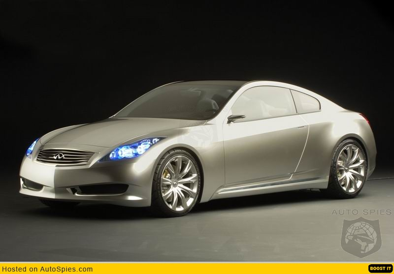 2008 Infiniti G35 Coupe Or Audi A5