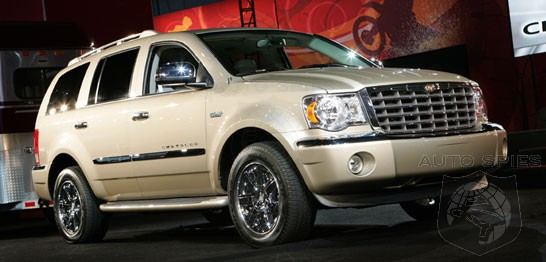 The MSRP for the new 2009 Chrysler Aspen HEMI Hybrid is $45570,