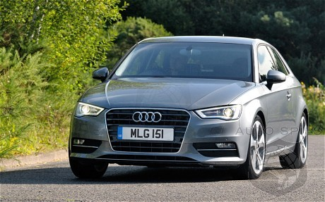 Audi's New A3: Just An Average Car In Luxury Clothing?