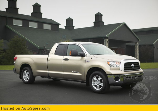 Toyota And Nissan To Delay Heavy Duty Trucks; GM, Ford And Dodge Can ...