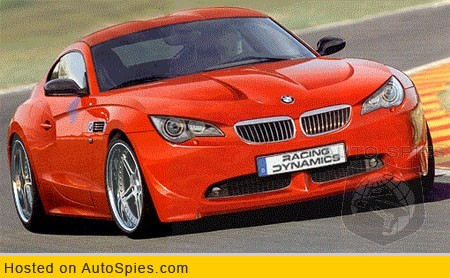 BMW M10 supercar from Racing Dynamics: Do they know something that we