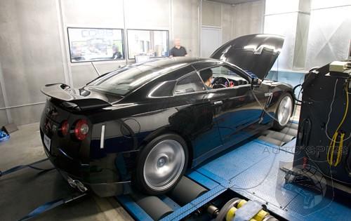 2009 Nissan Gt R Dyno Testing Godzilla Autospies Auto News