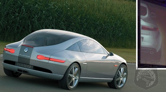 Is This The Future Renault Laguna Coup Autospies Auto News