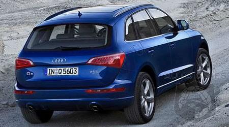 Survey audi q5 or mercedes benz glk autospies auto news for Mercedes benz survey