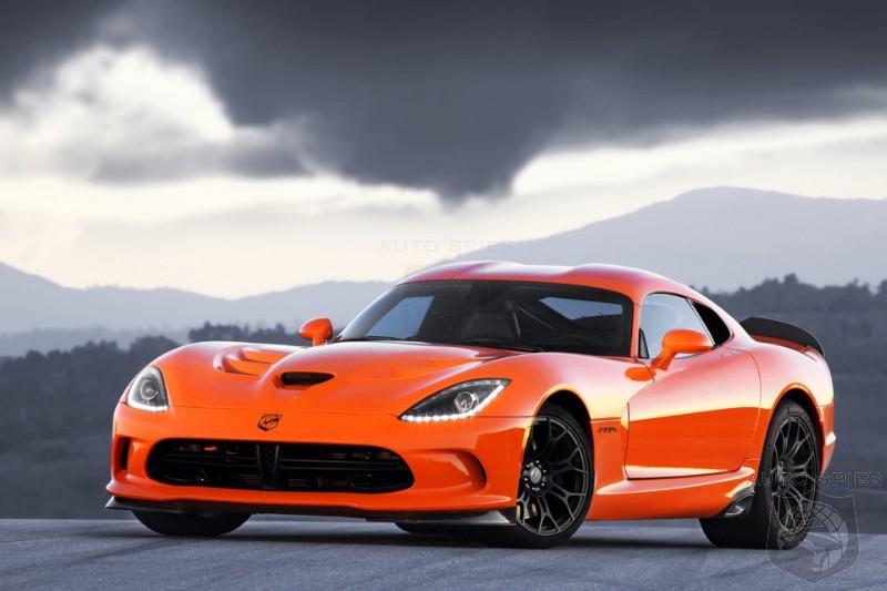 Limited Edition 2014 SRT Viper Time Attack