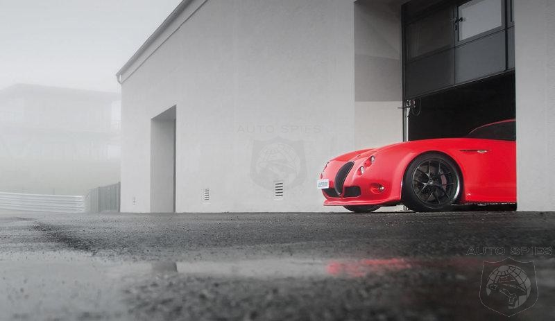 Preview Of The Wiesmann GT MF4-CS