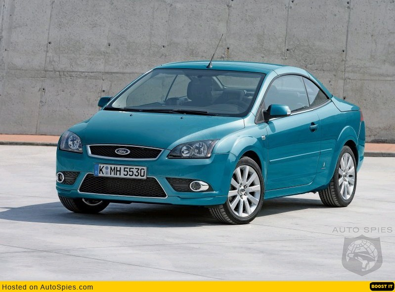 ford focus coupe cabrio autospies auto news. Black Bedroom Furniture Sets. Home Design Ideas