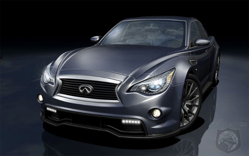 All new Infiniti G Sedan to be revealed in January – Potential 500+ hp – Twin Turbo