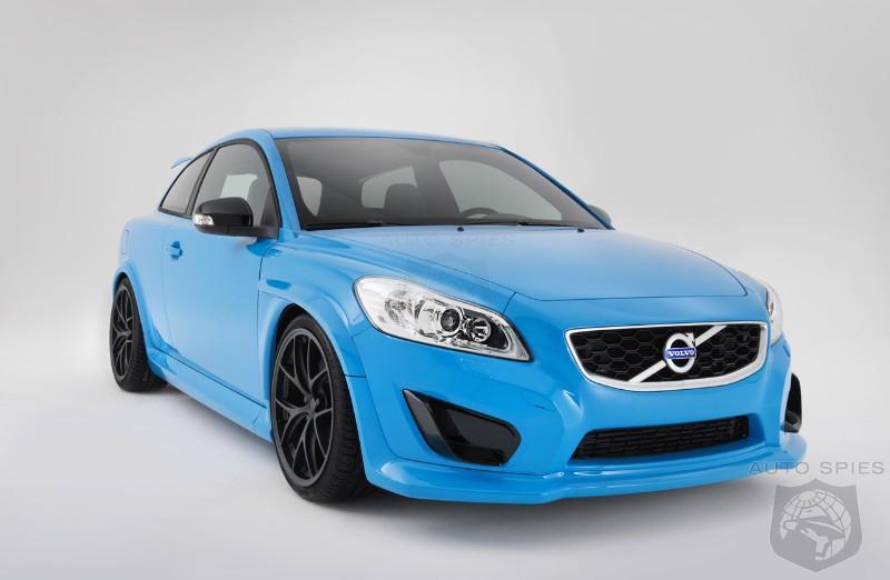 Polsestar Volvo C30 Arrives in the states – Only 250 examples