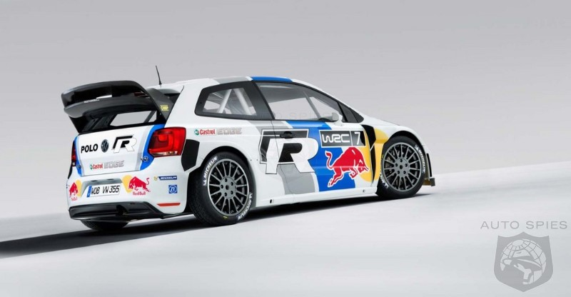VW Returns to the World Rally circuit after extended absence – POLO R WRC