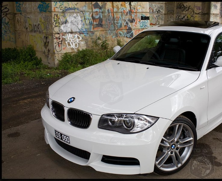 Supreme Pleasure All The Way Bmw 130i Comes Right At The