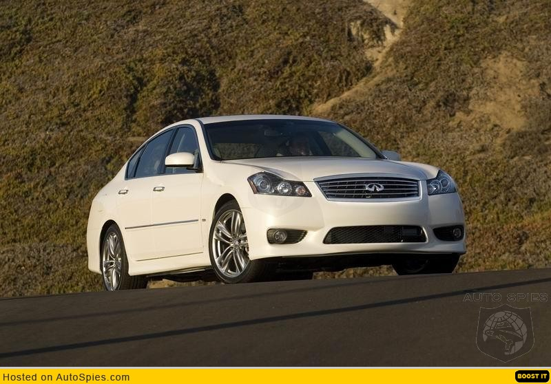 official 2008 infiniti m45 sport pictures released. Black Bedroom Furniture Sets. Home Design Ideas