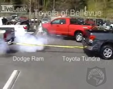 VIDEO: Torque Face-Off: Toyota Tundra vs. Dodge Ram