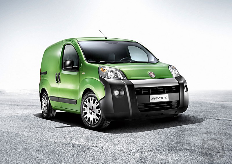 Fiat Fiorino Is Revealed
