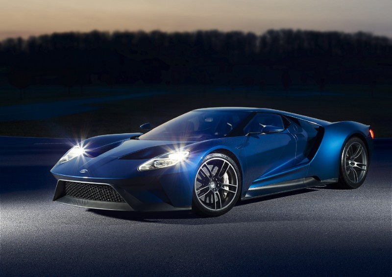 Confirmed  Speed Manual For  Ford Gt Also  Hp It Is