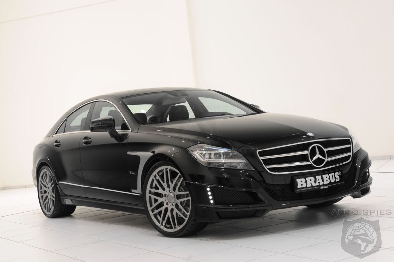 2007 brabus mercedes benz cl coupe. 2012 Brabus Mercedes Benz Cls