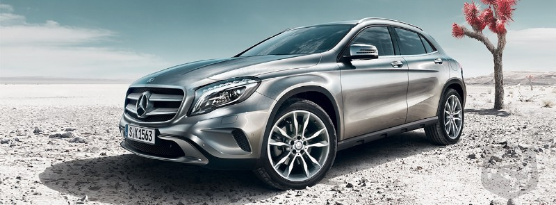 How does the new GLA stack up against the competition