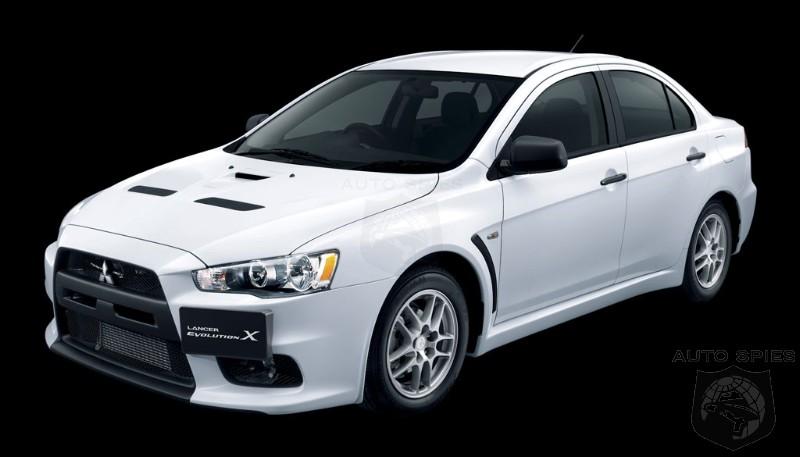 Mitsubishi lancer evolution x official video japan