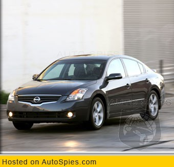 Edmundu0027s Review Of The 2007 Nissan Altima 3.5