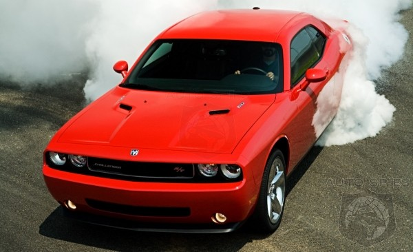 Dodge Challenger Performance Tested So Much Horsepower So Slow