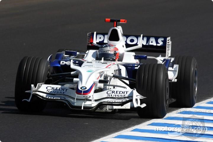 Bmw Fastest In Jerez As Teams Test 2009 Setups