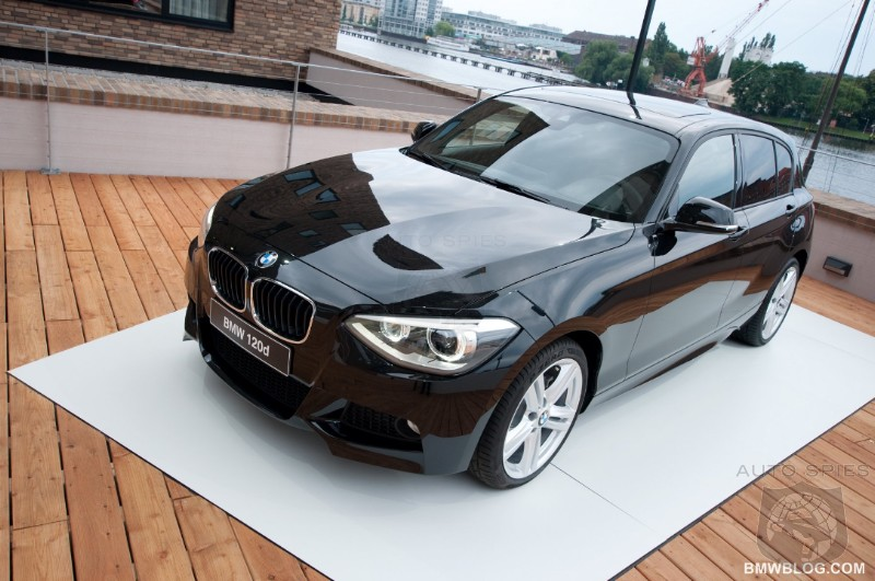First Drive 2012 BMW 1 Series