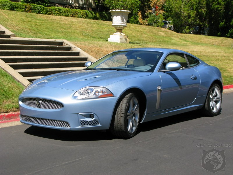 Used 2008 Jaguar XKSeries For Sale  CarGurus