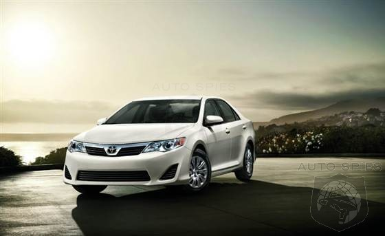 Toyota Camry, Ford F-150, Honda Accord forecast to be best sellers in 2013