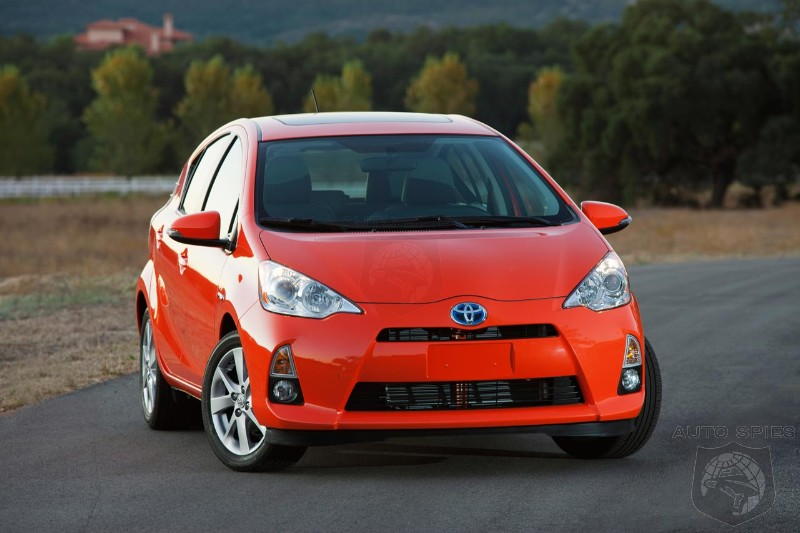 2012 Detroit Auto Show: 2013 Toyota Prius C priced below $19,000
