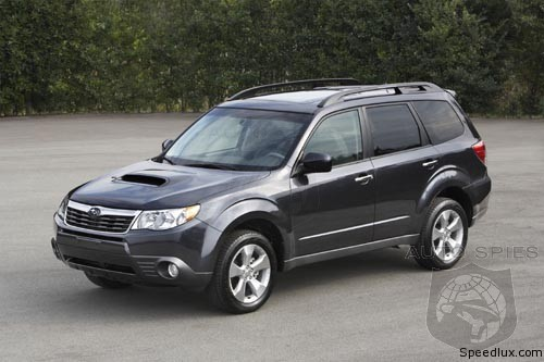 New 2014 Subaru Forester already receiving awards