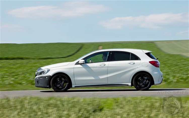 First Drive: Mercedes-Benz A45 AMG Prototype
