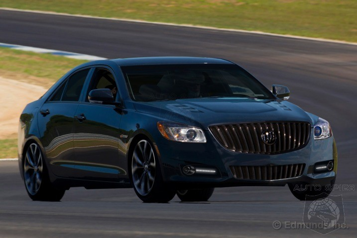 Grand National, GNX and T-Type Are Returning to Buick