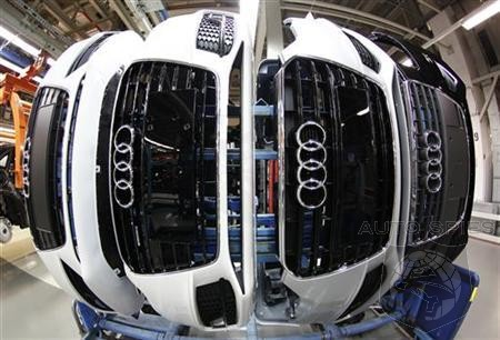 Audi may suspend high-end car production if slump deepens