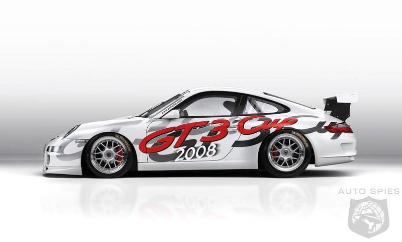 Porsche 911 GT3 Cup has