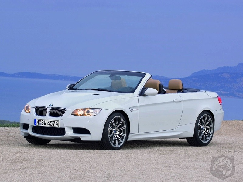 Bmw M3 Convertible Goes On Sale In April 2008 Autospies