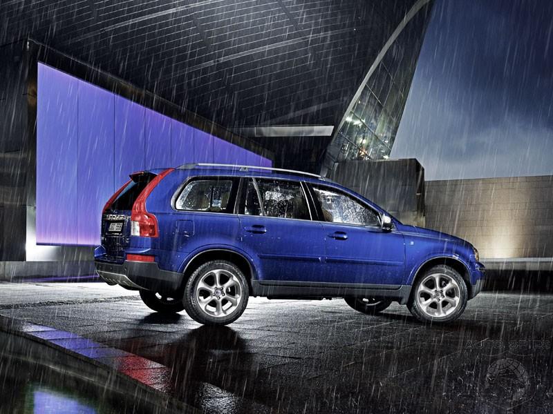 Volvo Ocean Race Edition Cars Autospies Auto News